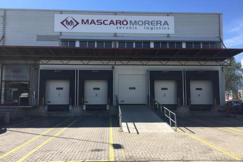Mascaró Morera delegation Madrid